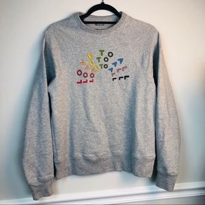 Madewelllove to all human rights sweatshirt pride